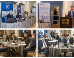 USAID/PROLoG Supports First Meeting of the Justice Coordination Council (Bench & Bar)