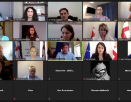 Webinar on the Implementation of Legal Norms Regulating Sexual Harassment