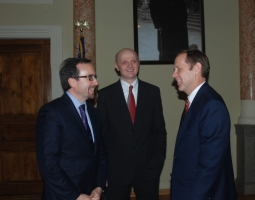 US Ambassador Launches USAID Judicial Independence Program