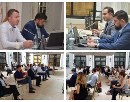 USAID/PROLoG supports Legal Aid Service Donor Coordination Meeting