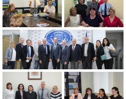 USAID/PROLoG Brings Two Long-Term Mentor Judges to Georgia