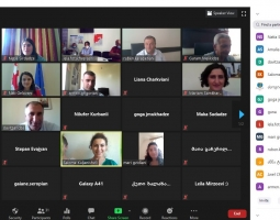 NCCE Hosts Online Meeting on Cases of Ethnic Discrimination During COVID-19 Pandemic