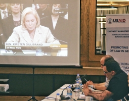 USAID/PROLoG Supports Workshop with MPs on Selection of Supreme Court Judges