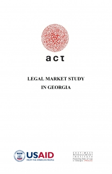 Legal Market Study in Georgia