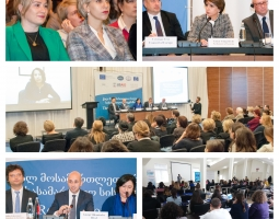 USAID/PROLoG Co-Organizes International Conference on the Role of Women in the Judiciary