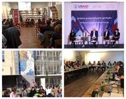 USAID/PROLoG Supports Women's History Month 2019 (ka)