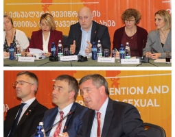 USAID/PROLoG Supports Gender Equality Council to Introduce Legislative Package on Prohibition of Sexual Harassment