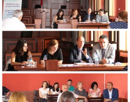 Knowledge from Judicial Exchange to the U.S. Shared in Kakheti (ka)