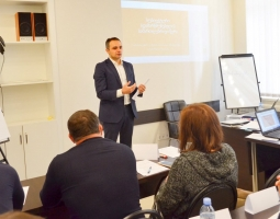 USAID/PROLoG Continues Support to Georgian Bar Association CLE Program