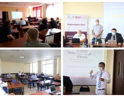 USAID/PROLoG Supports Workshops at Regional Universities