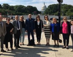 USAID/PROLoG Organizes Study Tour to the U.S. for Appellate Judges (ka)