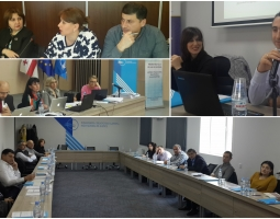 EWMI/PROLoG Supports Pilot Trainings for Judges in Company Law (ka)