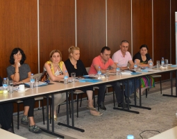 Training in Foundations of Human Rights for Judges in Borjomi